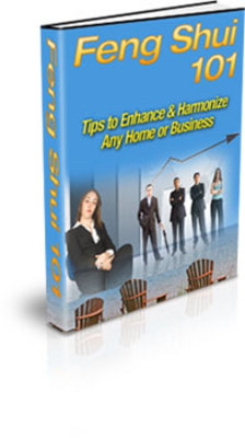 Product picture Feng Shui 101-Tips to complete harmony at home and business